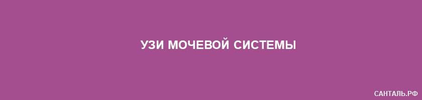 УЗИ мочевой системы в г.Кызыл (Республика Тыва)